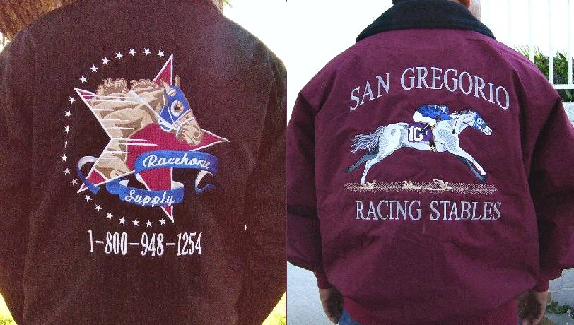 b860d752a1c custom jockey racing silks . racehorse blinkers . saddle towels . custom  embroidery . saddle pads ©2006-2012 Race Horse Supply webmaster privacy  policy.